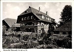 Ansichtskarte / Postkarte Oedenwald Loßburg im Kreis
