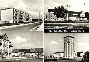 Ansichtskarte / Postkarte Herzberg Elster, POS Juri