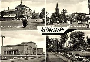 Ansichtskarte / Postkarte Bitterfeld Wolfen in Sachsen