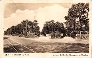 Ansichtskarte / Postkarte St. Brévin les Pins