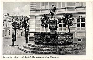 Ansichtskarte / Postkarte Demmin in Vorpommern, Kolonial