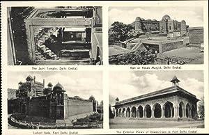 Ansichtskarte / Postkarte Delhi Indien, Kali of
