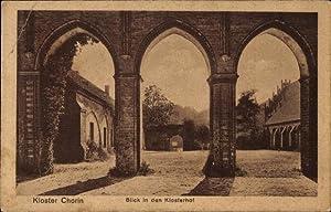 Ansichtskarte / Postkarte Chorin im Kreis Barnim,