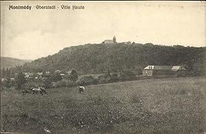 Ansichtskarte / Postkarte Montmédy Meuse, Oberstadt, Ville