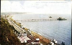 Ansichtskarte / Postkarte Sandown Isle of Wight
