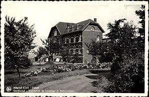 Ansichtskarte / Postkarte Jumet Wallonien Hennegau, Hopital