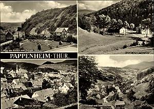 Ansichtskarte / Postkarte Pappenheim Floh Seligenthal in