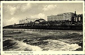 Ansichtskarte / Postkarte Insel Borkum im Kreis