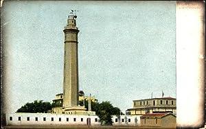 Ansichtskarte / Postkarte Port Said Ägypten, Lighthouse,