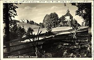Ansichtskarte / Postkarte Eisenärzt Siegsdorf im Kreis