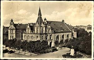 Ansichtskarte / Postkarte Saarlouis im Saarland, Saalbau