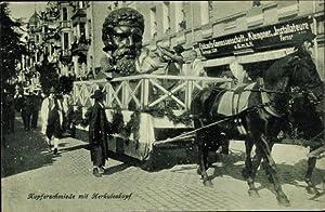Ansichtskarte / Postkarte Kassel in Hessen, Kupferschmiede