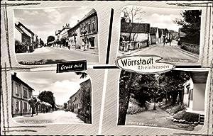 Ansichtskarte / Postkarte Wörrstadt in Rheinhessen, Friedrich