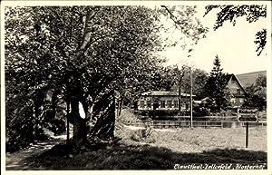Foto Ansichtskarte / Postkarte Clausthal Zellerfeld im