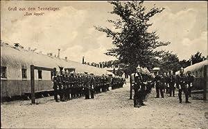 Ansichtskarte / Postkarte Senne Paderborn in Nordrhein