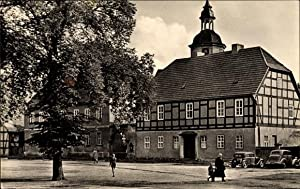 Ansichtskarte / Postkarte Annaburg im Kreis Wittenberg,