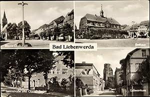 Ansichtskarte / Postkarte Bad Liebenwerda an der