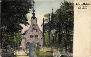 Künstler Ansichtskarte / Postkarte Möbius, E., Lützen