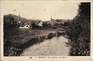 Ansichtskarte / Postkarte Lembach Elsaß Bas Rhin,