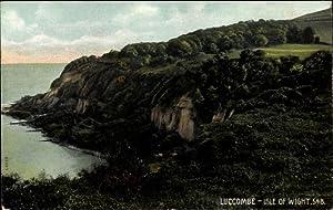 Ansichtskarte / Postkarte Luccombe South Isle of
