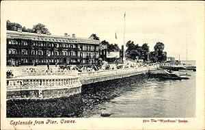 Ansichtskarte / Postkarte Cowes Isle of Wight