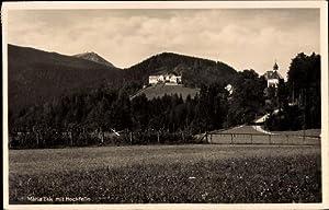 Ansichtskarte / Postkarte Siegsdorf im Kreis Traunstein