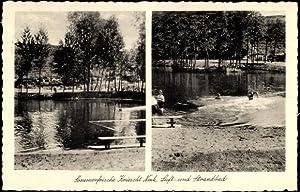 Ansichtskarte / Postkarte Krzeszyce Kriescht Neumark Ostbrandenburg,