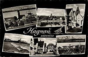 Ansichtskarte / Postkarte Hagnau am Bodensee Baden