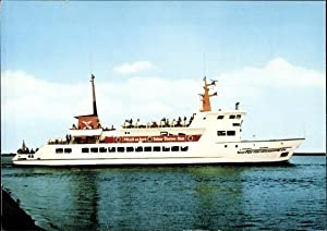 Ansichtskarte / Postkarte Seebäderdienst Reederei Kapitän Willy