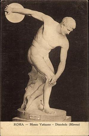 Ansichtskarte / Postkarte Roma Rom Lazio, Museo