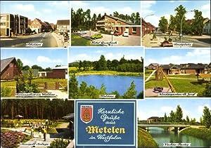 Ansichtskarte / Postkarte Metelen Nordrhein Westfalen, Schilden,