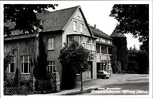 Ansichtskarte / Postkarte Friedrichsbrunn Thale im Harz,