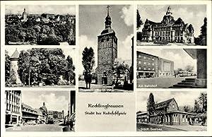 Ansichtskarte / Postkarte Recklinghausen im Ruhrgebiet, Propsteikirche,