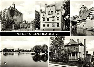Ansichtskarte / Postkarte Peitz im Kreis Spree