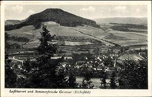 Ansichtskarte / Postkarte Geismar Landkreis Eichsfeld in