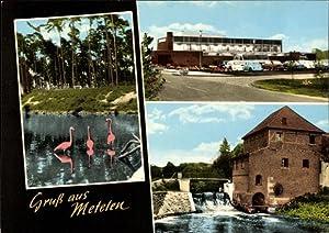 Ansichtskarte / Postkarte Metelen in Westfalen, Stadtansichten,