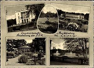 Ansichtskarte / Postkarte Markkleeberg in Sachsen, Landwirtschaftsausstellung