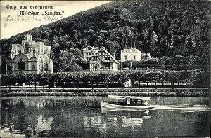 Ansichtskarte / Postkarte Bad Ems im Rhein