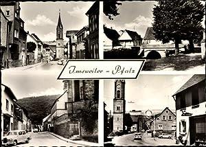 Ansichtskarte / Postkarte Imsweiler in der Pfalz,