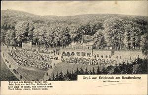 Künstler Ansichtskarte / Postkarte Benthe Ronnenberg Niedersachsen,