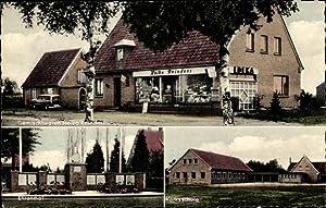 Ansichtskarte / Postkarte Sedelsberg Saterland in Niedersachsen,