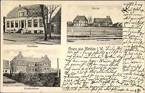 Ansichtskarte / Postkarte Metelen in Westfalen, Ansicht