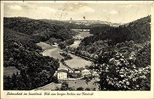 Ansichtskarte / Postkarte Lüdenscheid im Märkischen Kreis,
