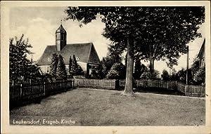 Ansichtskarte / Postkarte Leukersdorf Jahnsdorf im Erzgebirge,