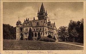 Ansichtskarte / Postkarte Hummelshain im Saaletal Thüringen,