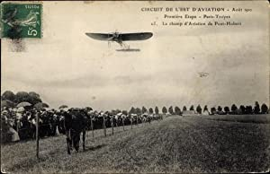 Ansichtskarte / Postkarte Circuit de l'Est d'Aviation,