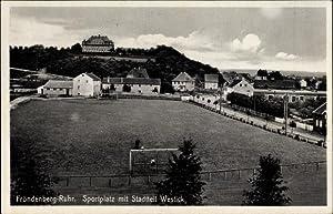 Ansichtskarte / Postkarte Westick Fröndenberg an der