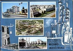Ansichtskarte / Postkarte Milano Mailand Lombardia, Milano
