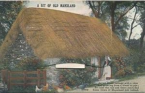 Leporello Ansichtskarte / Postkarte Manxland North West