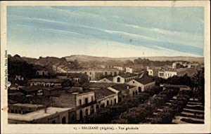 Ansichtskarte / Postkarte Relizane Algerien, Gesamtansicht des